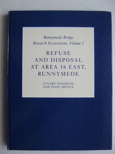 Image for RUNNYMEDE BRIDGE RESEARCH EXCAVATIONS, VOL II: Refuse and Disposal at Area 16 East, Runnymede