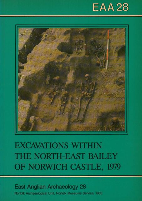 Image for EXCAVATIONS WITHIN THE NORTH-EAST BAILEY OF NORWICH CASTLE, 1979, East Anglian Archaeology, Report No. 28 :