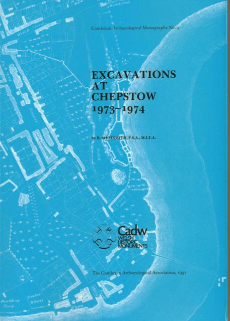 Image for Excavations at Chepstow 1973-1974 :