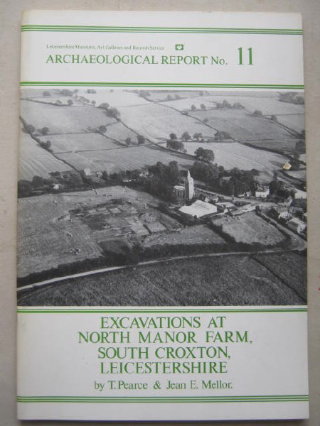 Image for Excavations at North Manor Farm, South Croxton, Leicestershire :