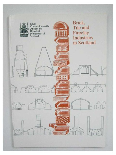 Image for Brick, Tile and Fireclay Industries in Scotland :
