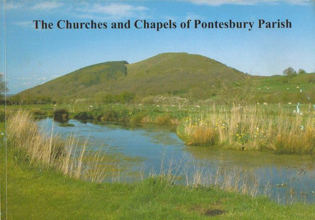 Image for THE CHURCHES AND CHAPELS OF PONTESBURY PARISH :