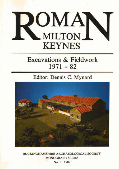 Image for Roman Milton Keynes :Excavations and Fieldwork, 1971-1982