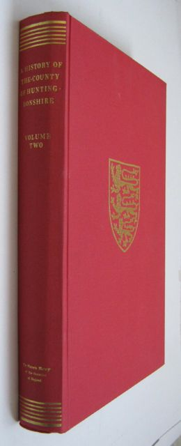 Image for THE VICTORIA HISTORY OF THE COUNTY OF HUNTINGDON, VOLUME II,