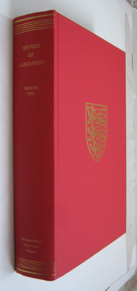 Image for THE VICTORIA HISTORY OF THE COUNTY OF LANCASTER, VOLUME TWO :