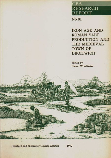 Image for Iron Age and Roman Salt Production and Medieval Town of Droitwich :Report of Excavations at the Old Bowling Green and Friar Street