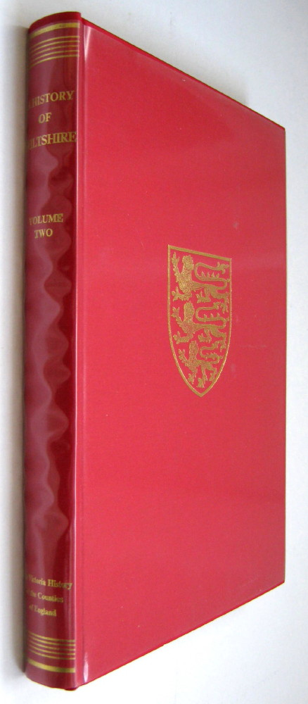 Image for A HISTORY OF WILTSHIRE, VOLUME II (Victoria County History) :