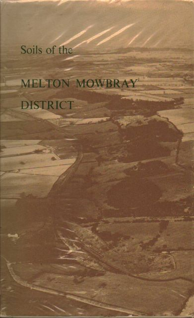 Image for Soils of the Melton Mowbray District :
