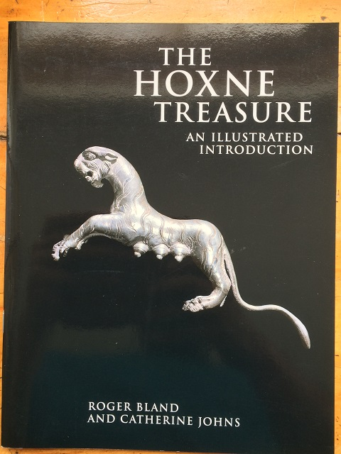 Image for THE HOXNE TREASURE: an illustrated introduction :