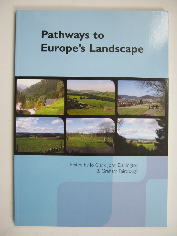 Image for PATHWAYS TO EUROPE'S LANDSCAPE, :