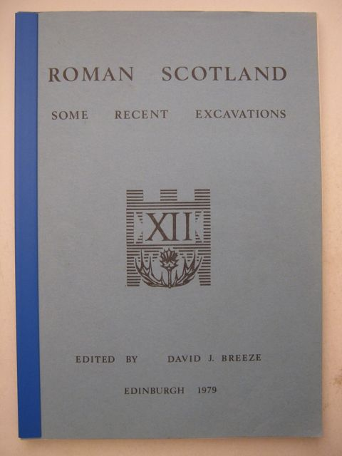 Image for Roman Scotland, :Some Recent Excavations