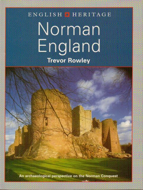 Image for ENGLISH HERITAGE BOOK OF NORMAN ENGLAND :