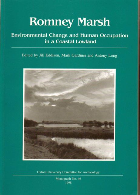 Image for Romney Marsh : Environmental Change and Human Occupation in a Coastal Lowland :