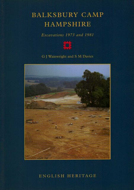 Image for Balksbury Camp Hampshire :Excavations 1973 and 1981