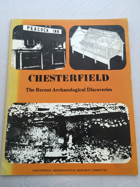 Image for Chesterfield :The Recent Archaeological Discoveries
