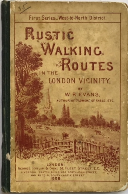 Image for Rustic walking tours in the London vicinity :