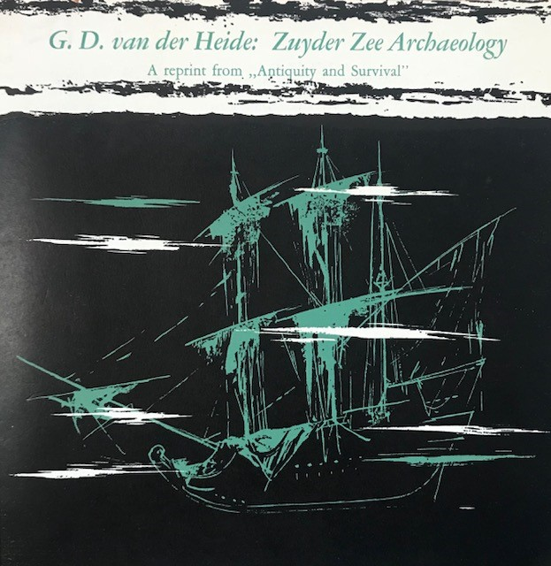 Image for Zuyder Zee archaeology :
