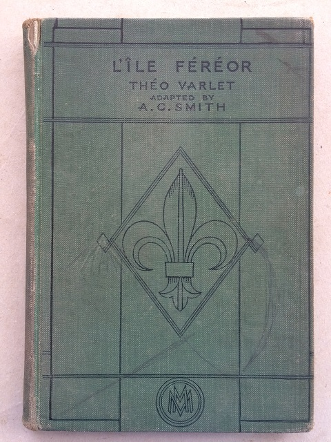 Image for L'Ile Fereor :adapted from 'Le Roc d'or' by Theo Varlet
