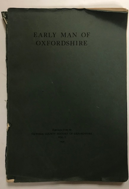Image for Early man of Oxfordshire :