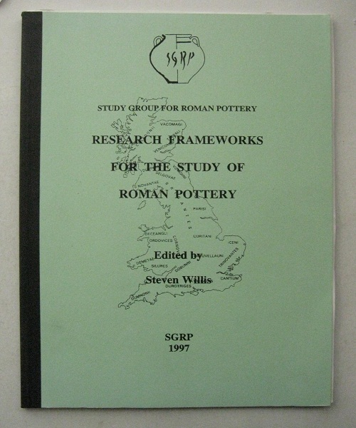 Image for Research Frameworks for the Study of Roman Pottery :