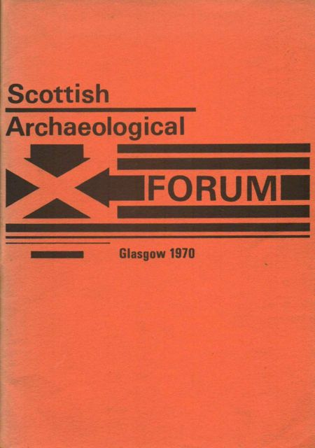 Image for SCOTTISH ARCHAEOLOGICAL FORUM: 1970  [No 2] :
