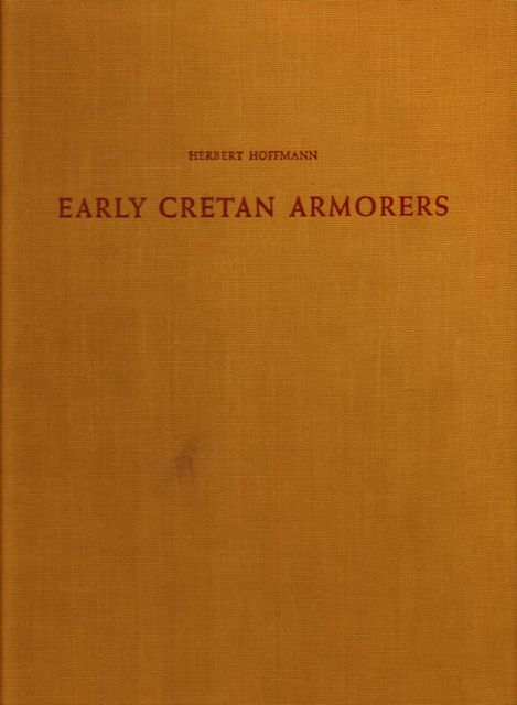 Image for EARLY CRETAN ARMORERS, :
