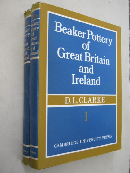 Image for Beaker Pottery of Great Britain and Ireland, Vol. 1 & 2 :