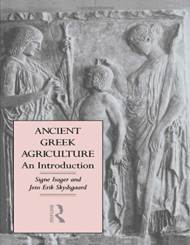 Image for ANCIENT GREEK AGRICULTURE, an introduction :