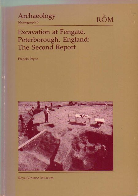 Image for EXCAVATION AT FENGATE, PETERBOROUGH, ENGLAND, The Second Report :