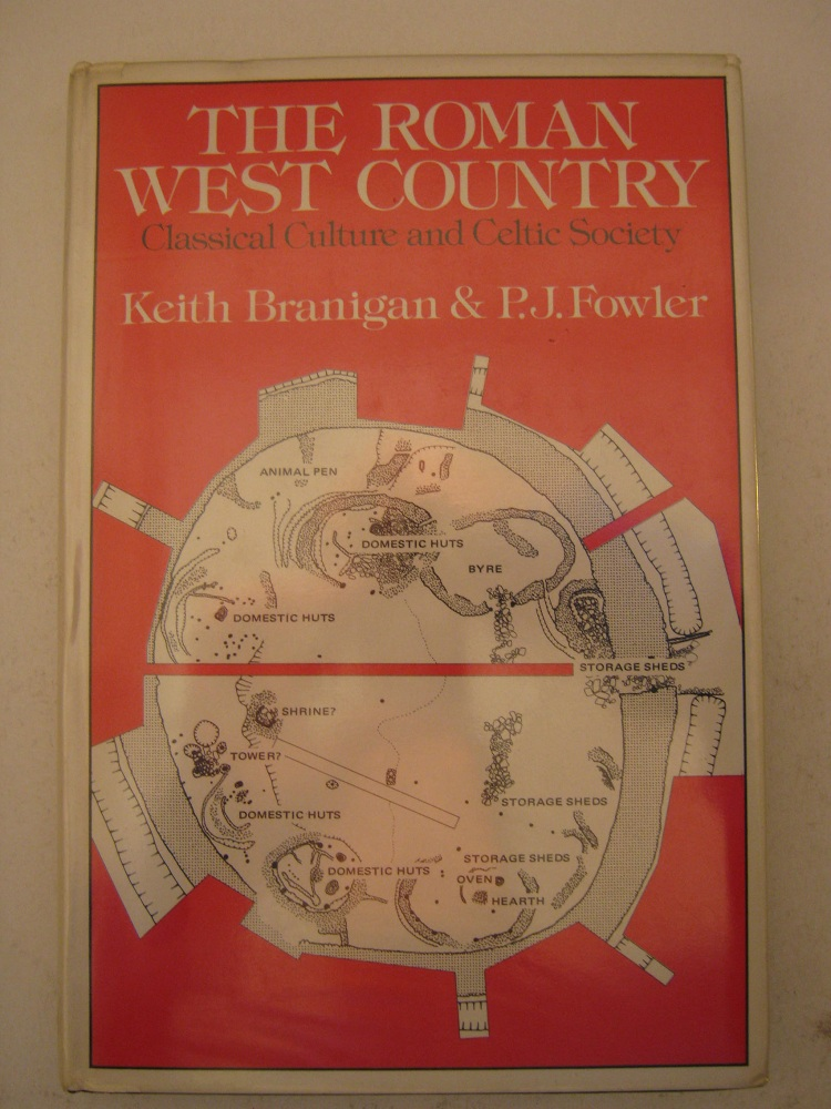 Image for THE ROMAN WEST COUNTRY: Classical Culture and Celtic Society :