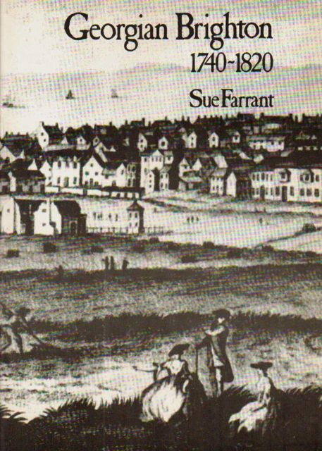 Image for GEORGIAN BRIGHTON, 1740-1820: University of Sussex Centre for Continuing Education Occasional Paper No. 13 :
