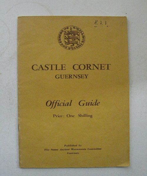Image for Castle Cornet Guernsey :Official Guide