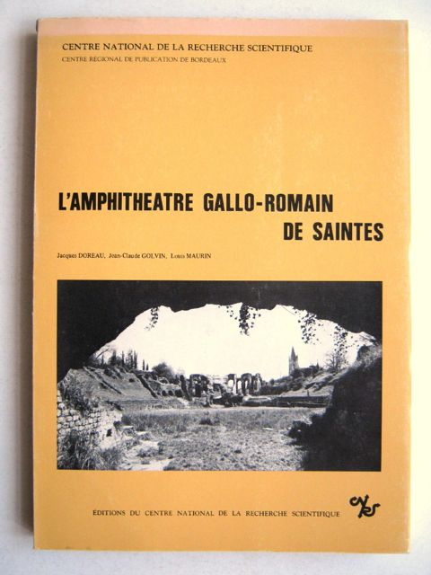 Image for L'Amphitheatre Gallo-Romain de Saintes