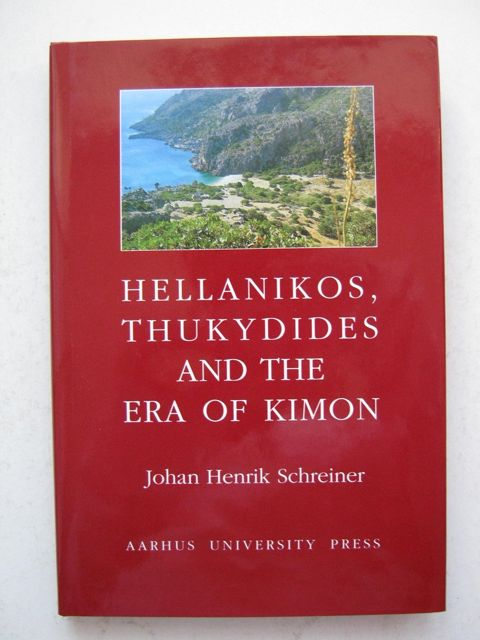 Image for Hellanikos, Thukydides and the Era of Kimon :