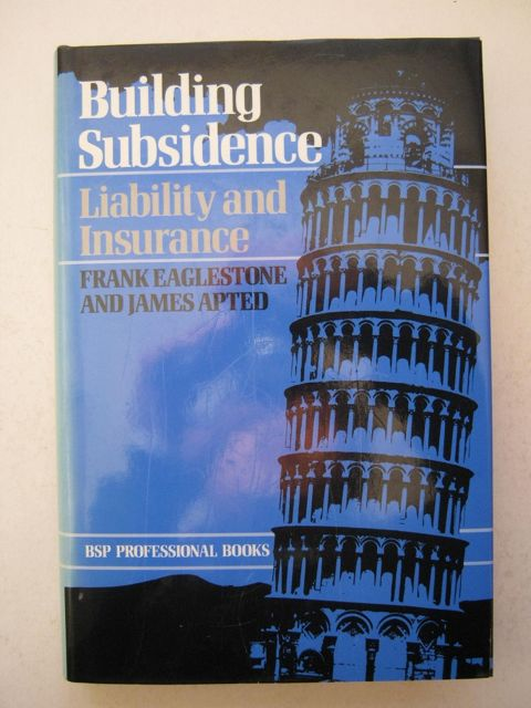 Image for Building Subsidence, :Liability and Insurance