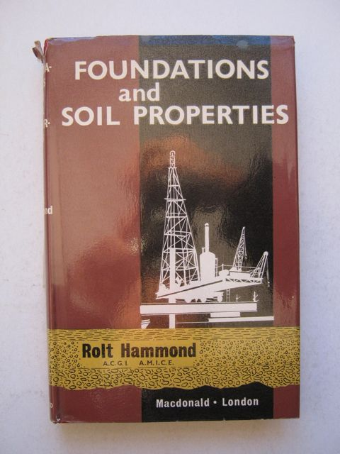 Image for Foundations and Soil Properties :