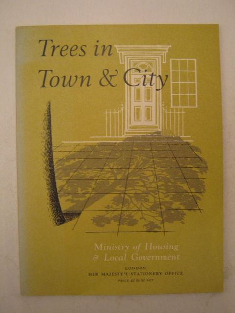 Image for Trees in Town and City :