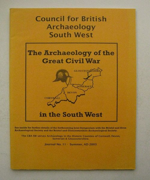 Image for Council for British Archaeology South West No.11. Summer AD. 2003, :A Guide to Archaeology in the Southern Western Counties Giving Reports and Reviews of Current Activities
