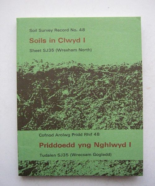 Image for Soils in Clwyd, Wrexham North Part 1