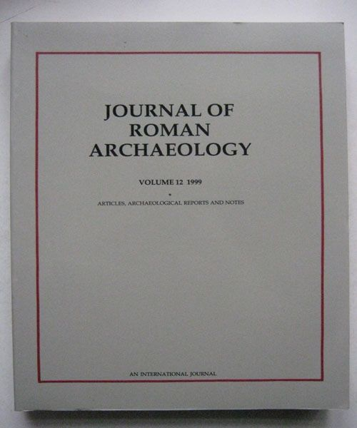 Image for Journal of Roman Archaeology, :Volume 12 1999