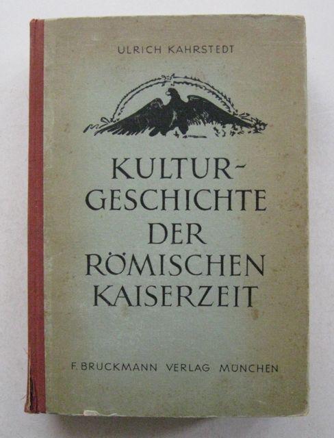 kulturgeschichte Der Römischen Kaiserzeit