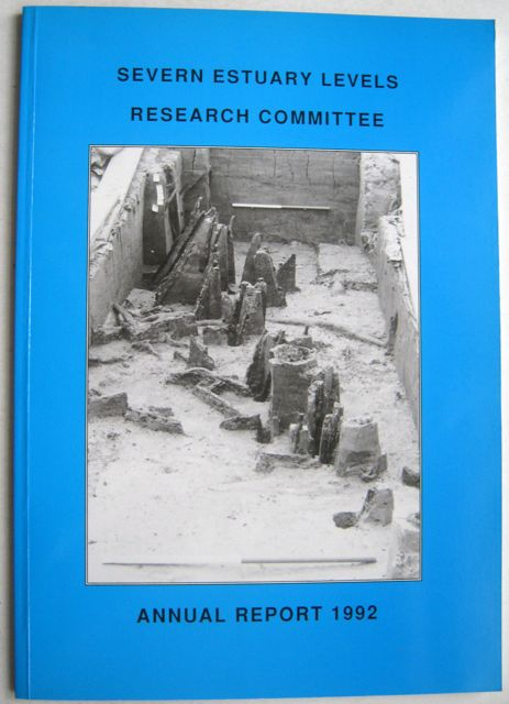 Image for Severn Estuary Levels Research Committe, :Annual Report 1992