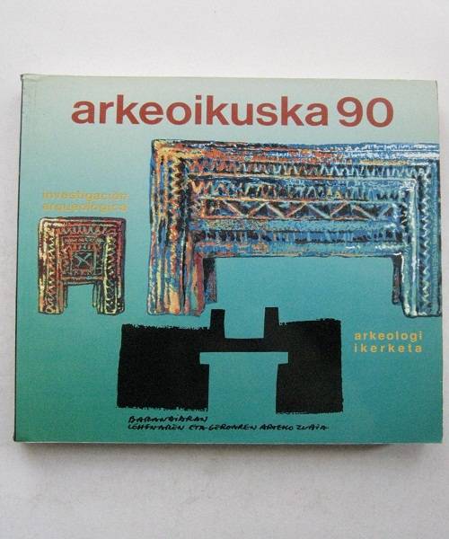 Image for Arkeoikuska 90 :