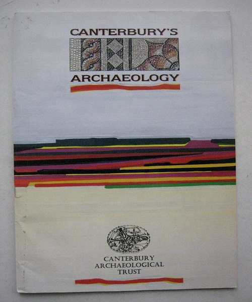 Image for Canterbury's Archaeology 1989-1990, :14th Annual Report