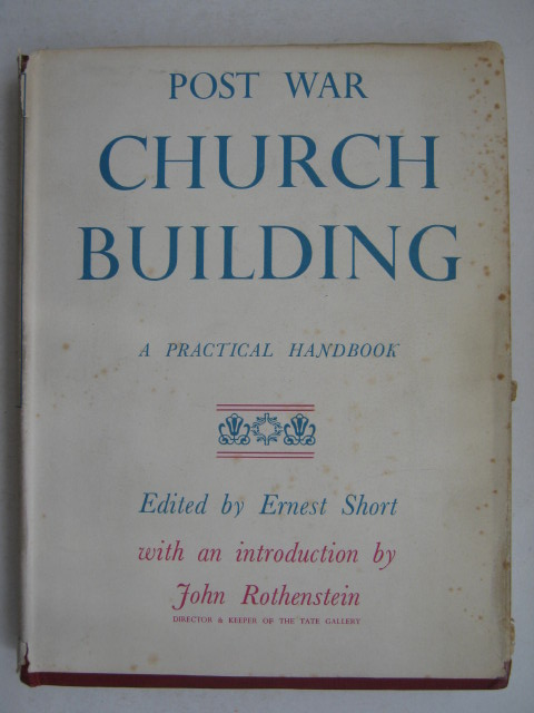 Image for Post-War Church Building :A Practical Handbook