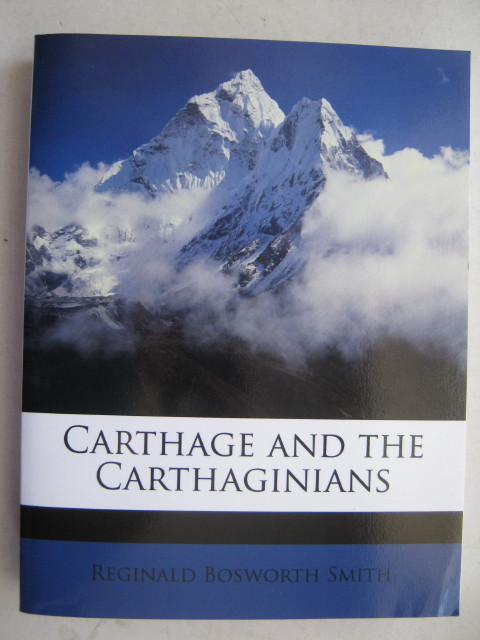 Image for Carthage and the Carthaginians :