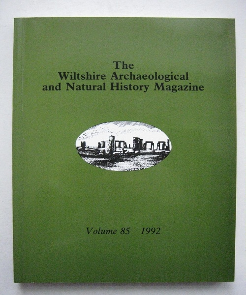 The Wiltshire Archaeological and Natural History Magazine, Volume 85