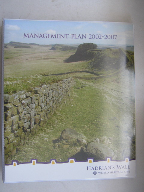 Image for Hadrian's Wall World Heritage Site :Management Plan 2002 - 2007