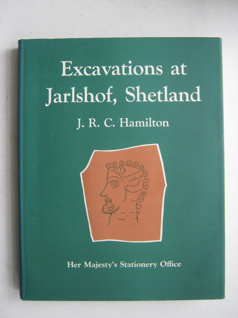 Image for Excavations at Jarlshof, Shetland  :Ministry of Works, Archaeological Reports no.1