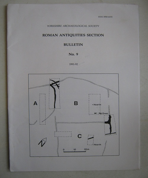 Image for Roman Antiquities Section Bulletin No.9, 1991-92 :